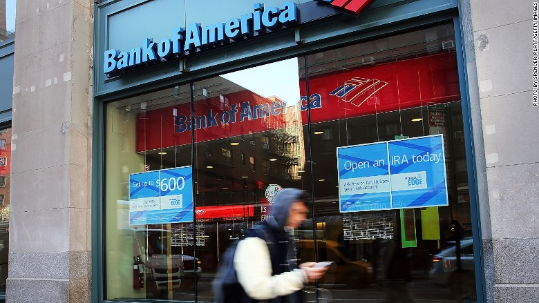 The Connected Society and growing Cashless Consumption comfort are enabling BofA to shrink their footprint