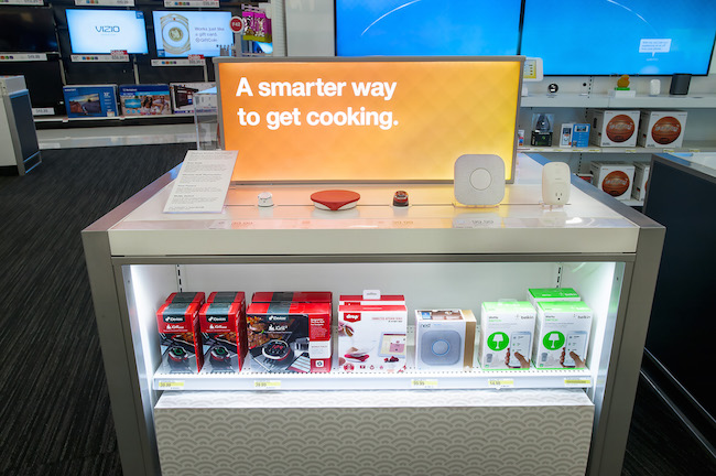 Target new 'Connected Living' in-store pilot program signals the Connected Home nears the tipping point