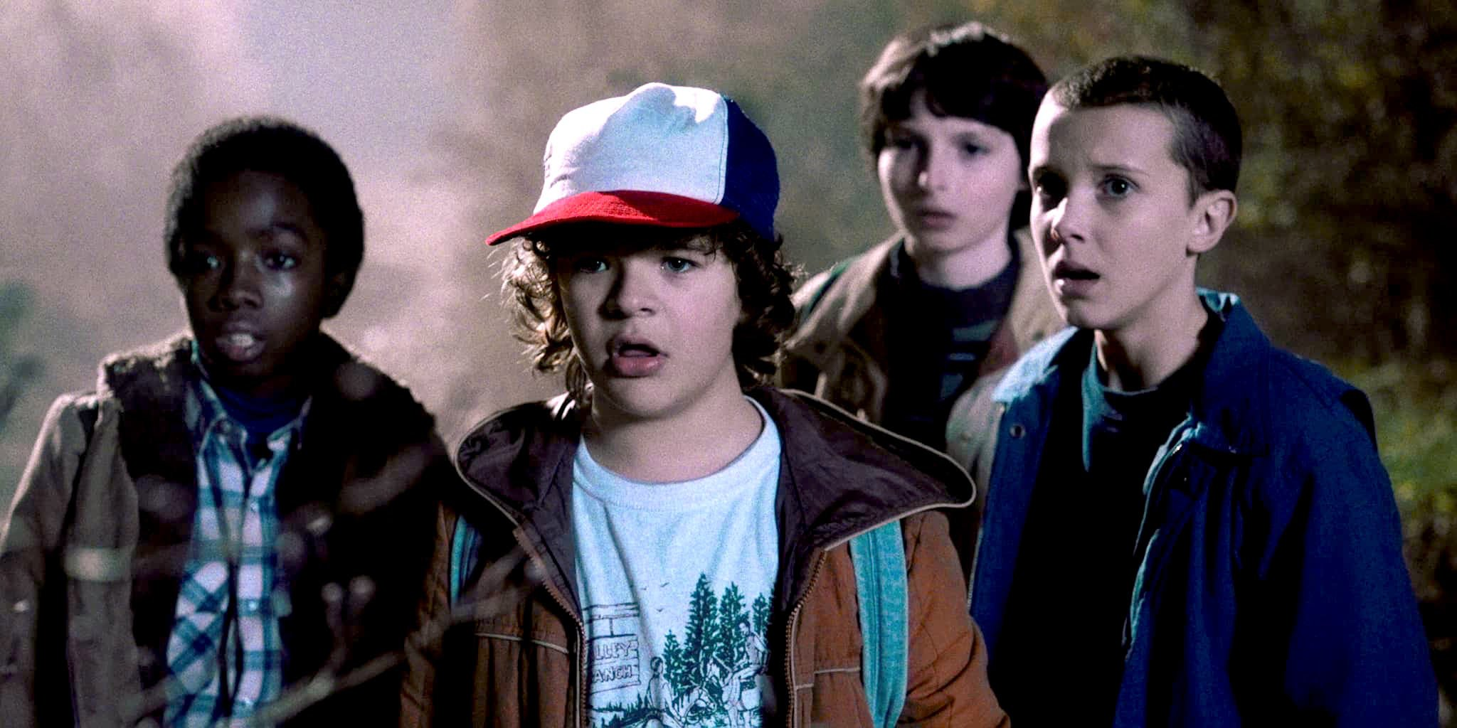 Netflix's 'Stranger Things' kicking up NetFlix ( $NFLX) as a Content is King player