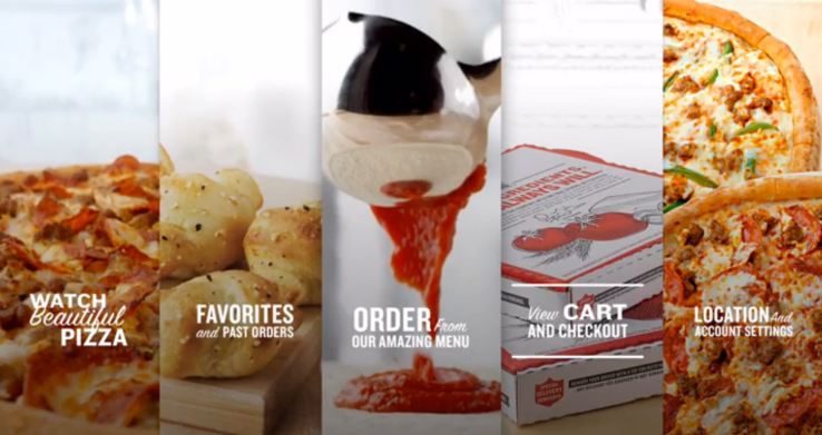 Papa John's Confirms the Appification of TV Is Underway