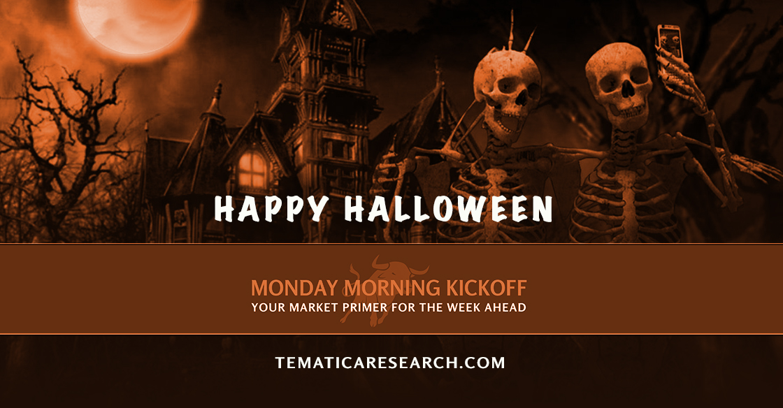 Will the Markets Deliver a Trick or a Treat this Week?