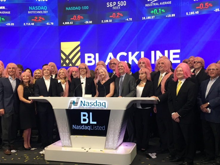 Cloud Accounting Company BlackLine – Candidate for our Asset  Lite Investing Theme?