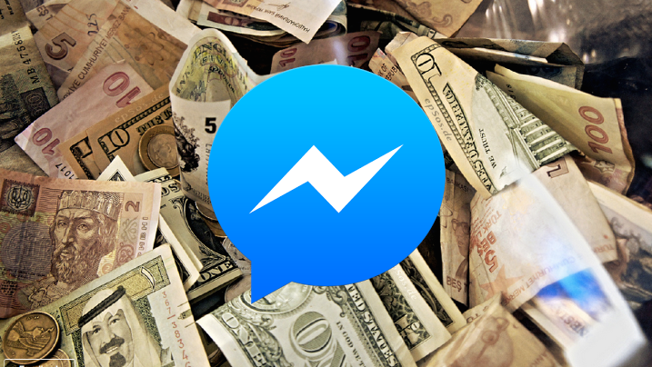 Facebook Messenger Brings PayPal Payments Home To Roost