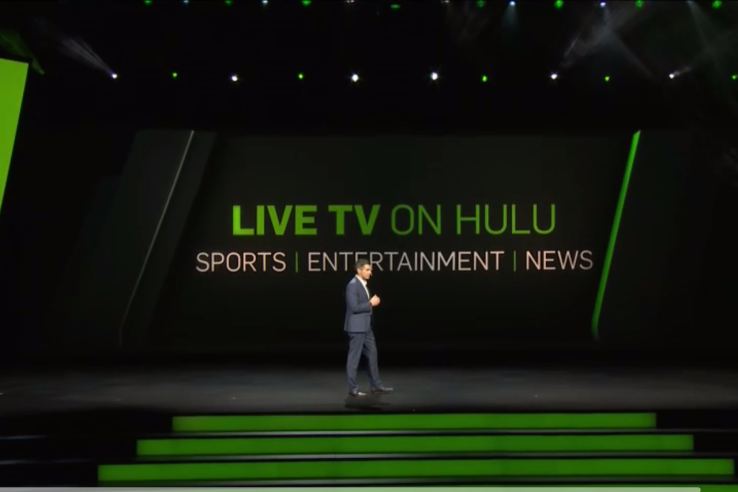 Look out DirecTV Now, here comes Hulu's live TV streaming service complete with ESPN