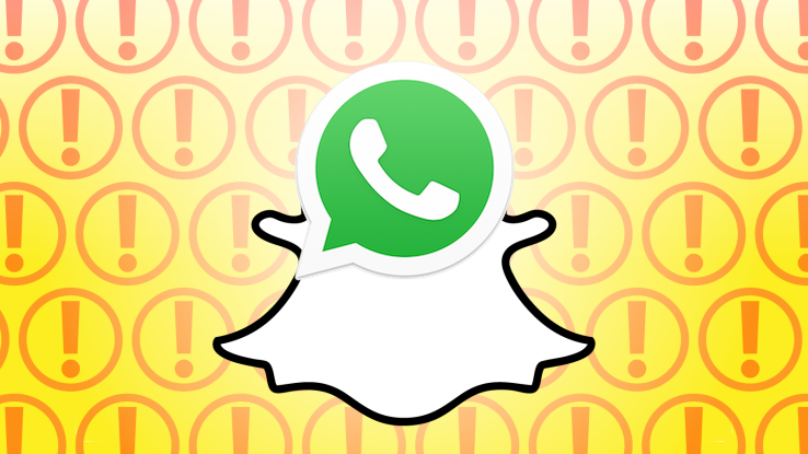 Facebook's WhatsApp Testing a  Snapchat Competitor Status