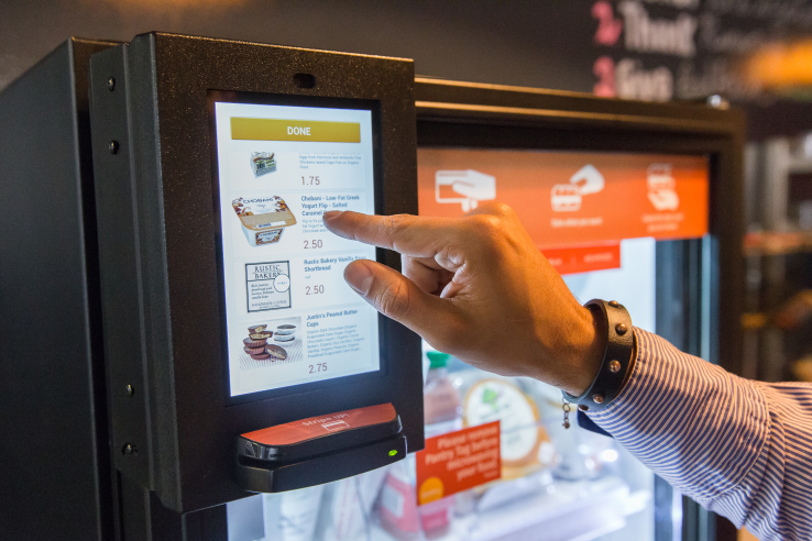 Byte Foods targets smart vending machines with a fresh twist
