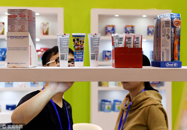 Oral-B focuses on China's rising middle class