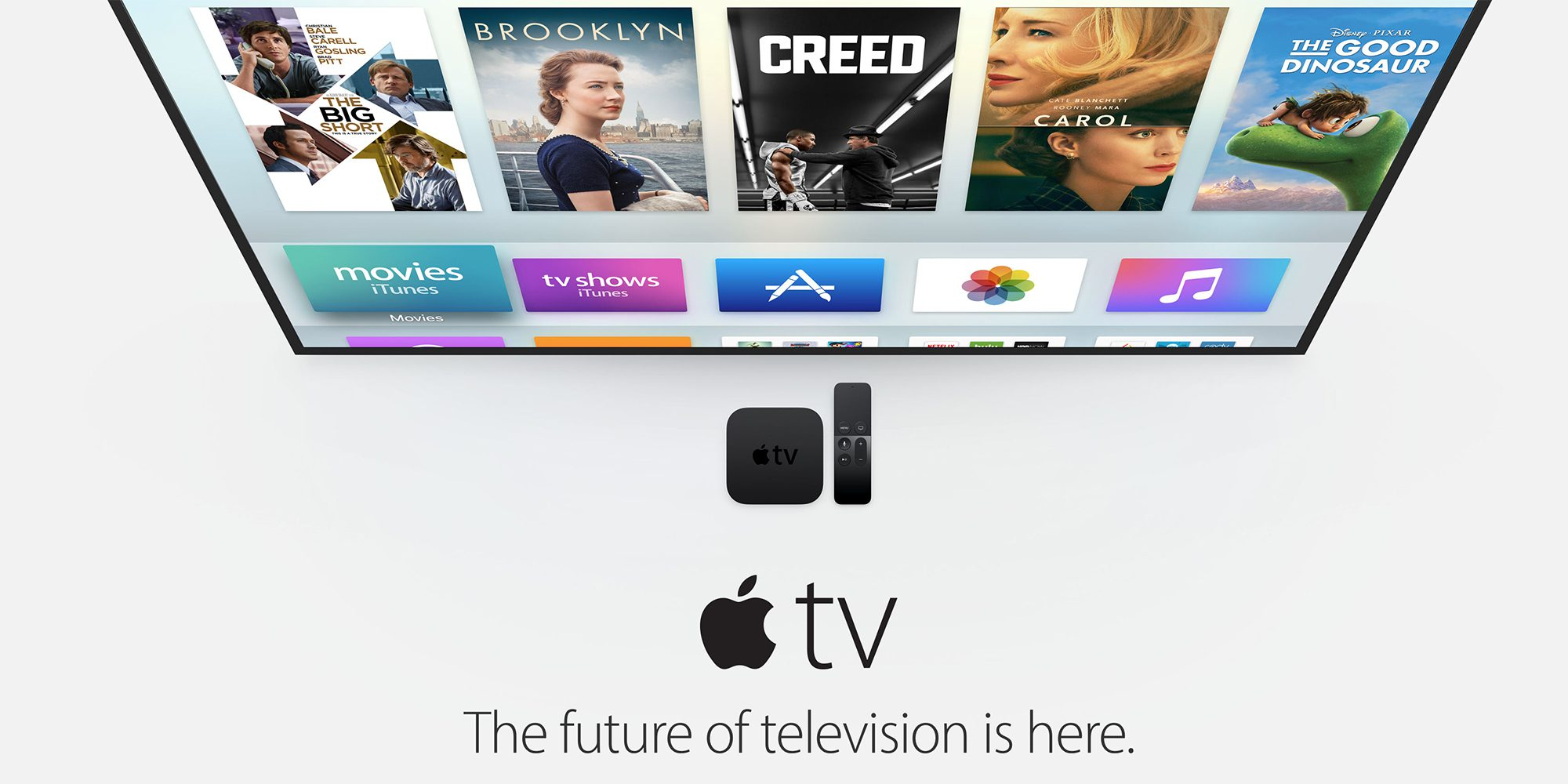 Apple Gets Serious with tvOS, Ups App Size for Better Experience