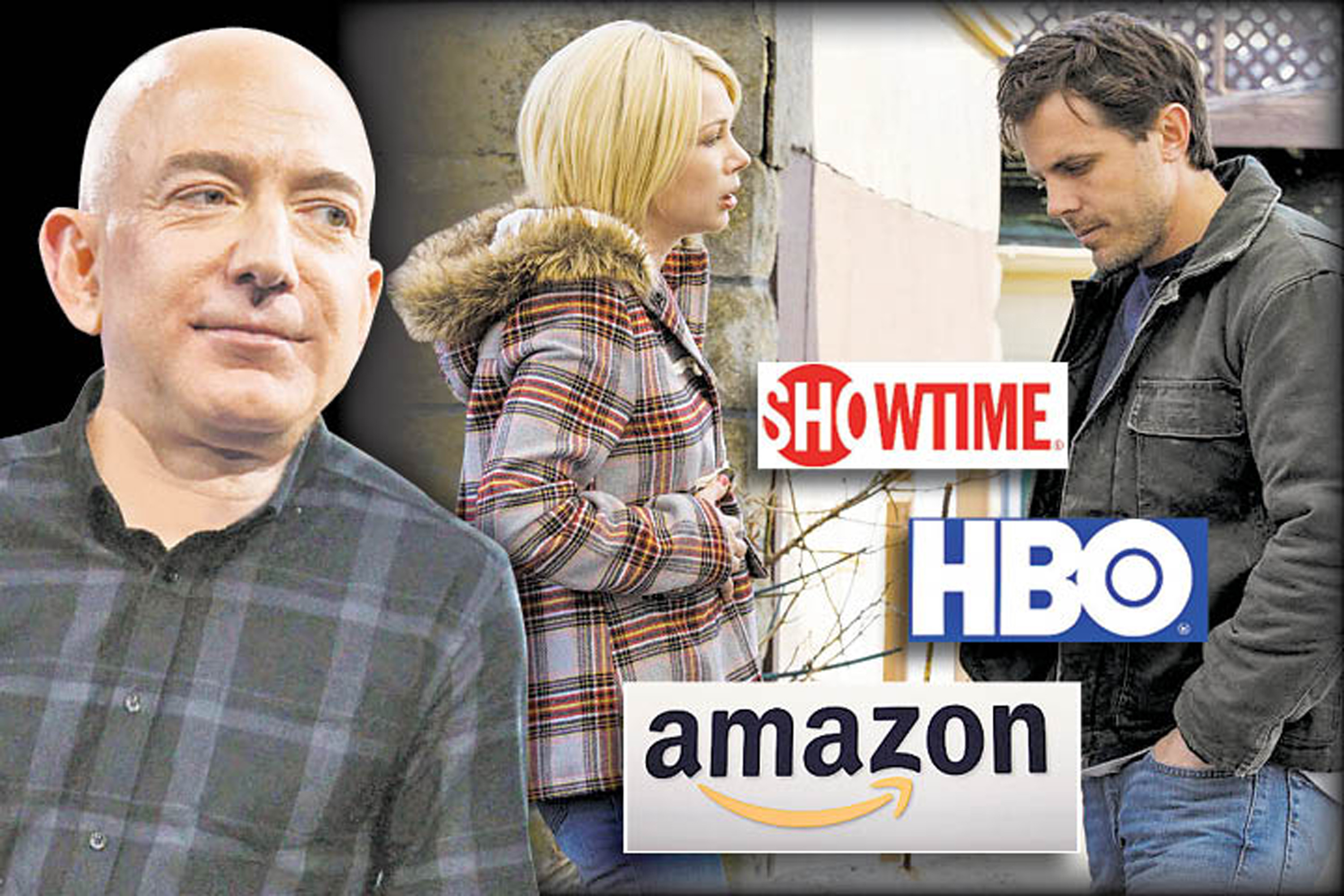 Jeff Bezos wants Amazon to be the next HBO, Showtime | New York Post