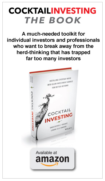 Cocktail Investing book