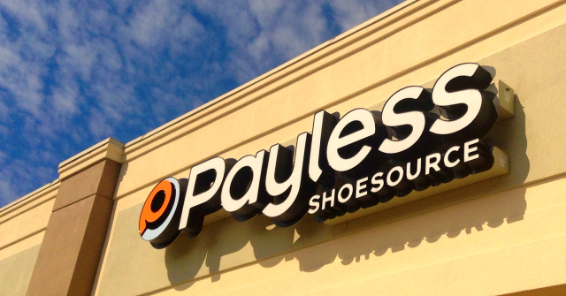 Cash-strapped Consumers Head Online to Zappos and Others Forcing Payless to Close 1,000 Stores