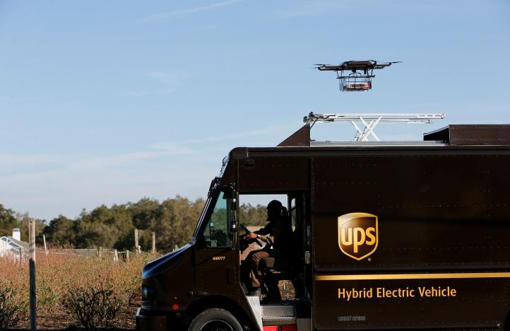UPS eyes in-home health services