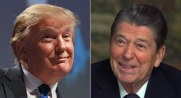 Reaganomics v Trumponomics