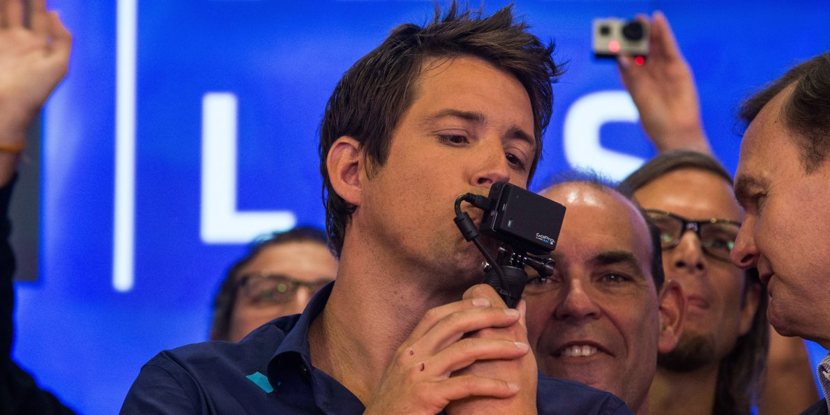 A glimpse of SNAP's future: GoPro realizes smartphones do exactly what its cameras do
