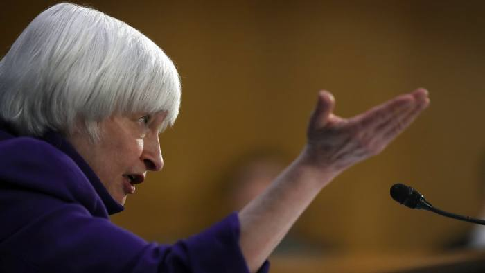 Fed's Yellen boosts expectations of March rate rise