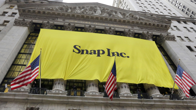 Post IPO Thoughts on Snap Shares and the $34.7 Billion Market Cap Question