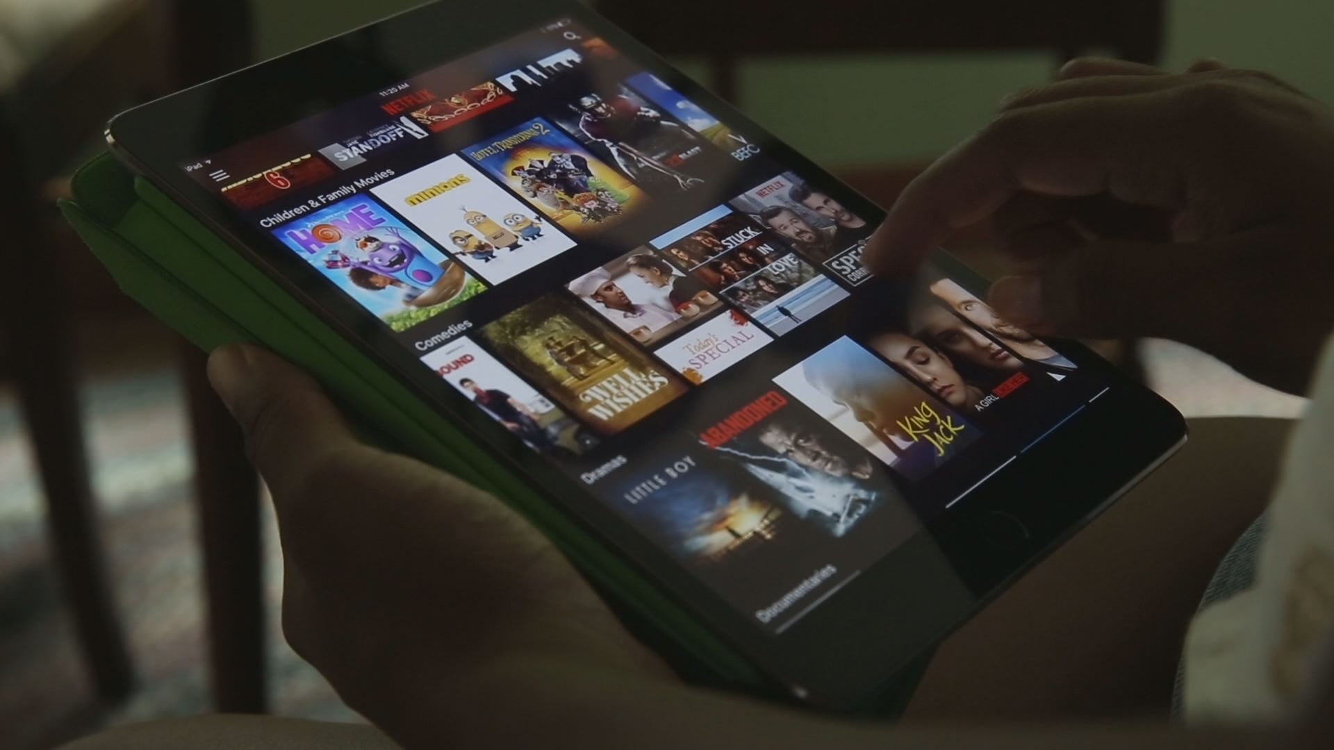 Netflix: case study for combo of Connected Society and Content is King
