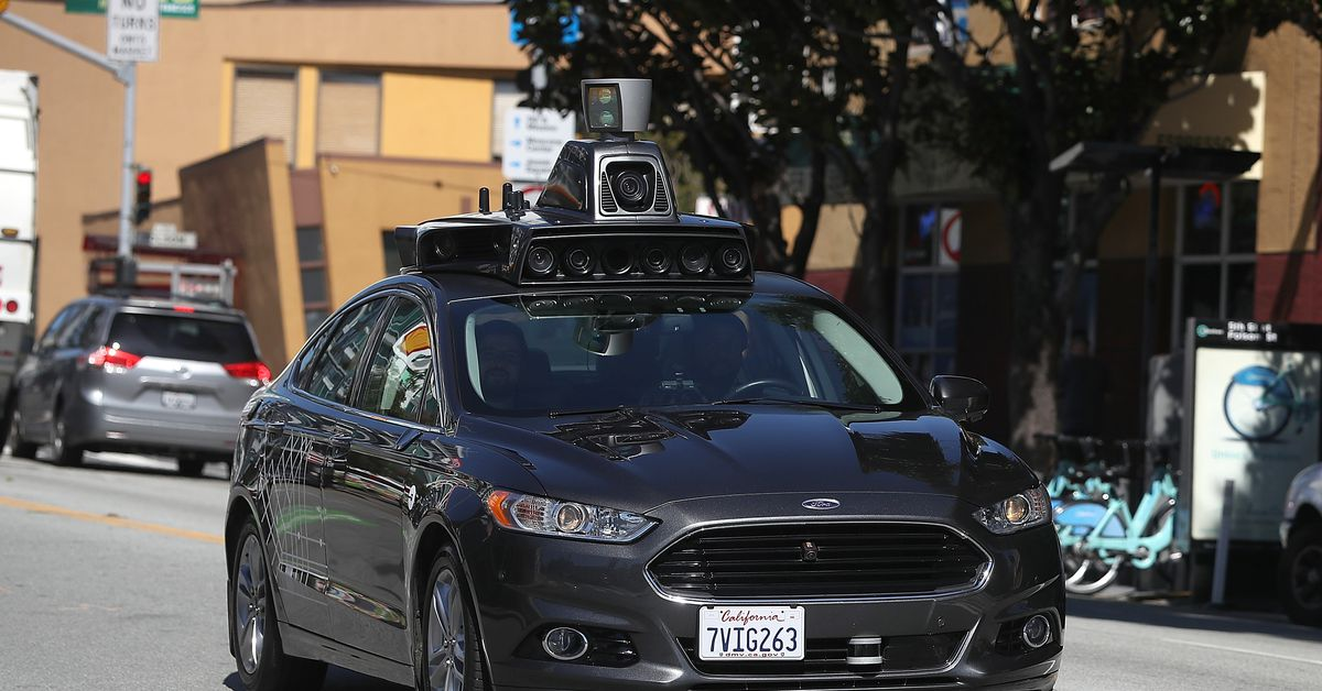 Don't get giddy as self-driving cars go for a vote next week