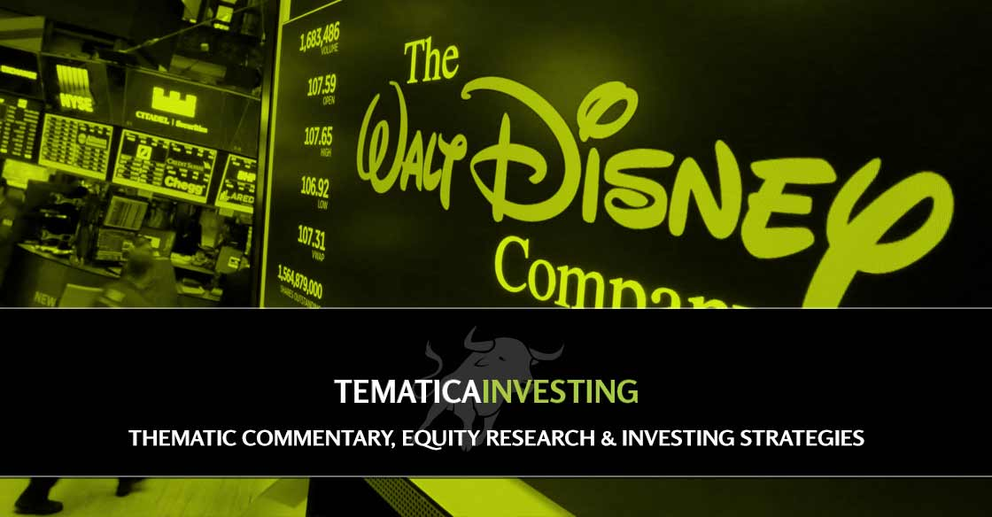 The Tematica Take on Disney's Pending New Streaming Service