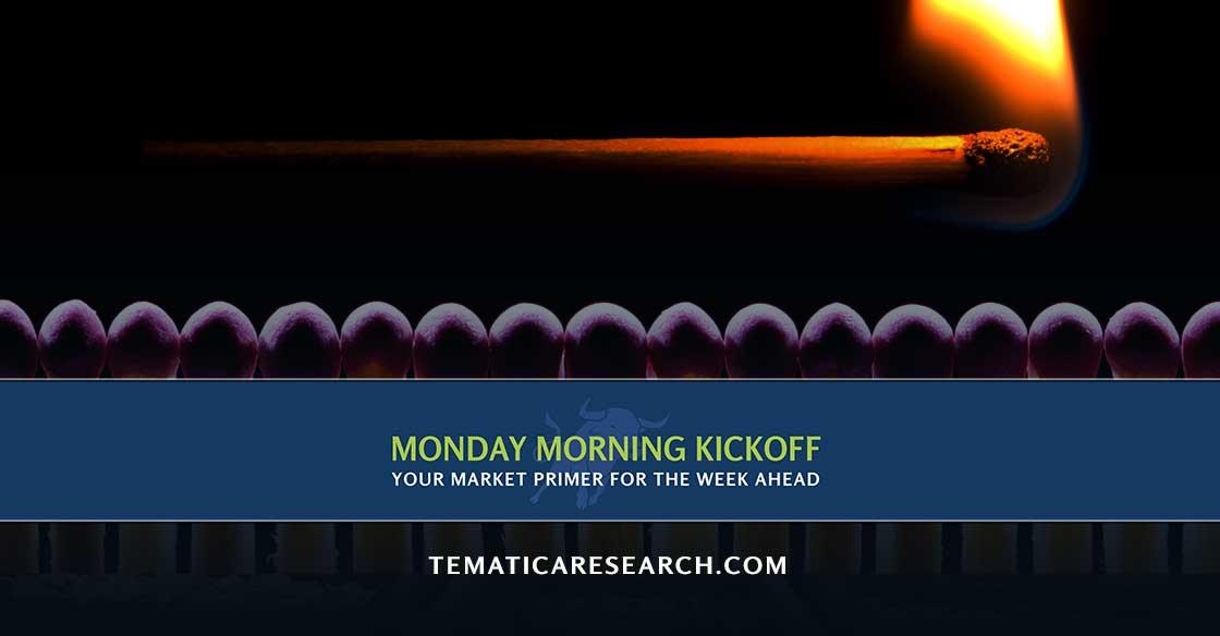 Did Last Week's Turmoil Light the Flames of Volatility?