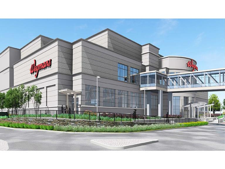 How much time will Wegmans new store buy mall operators?