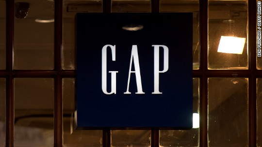 More mall pain ahead as Gap and Banana Republic stores close by the dozens