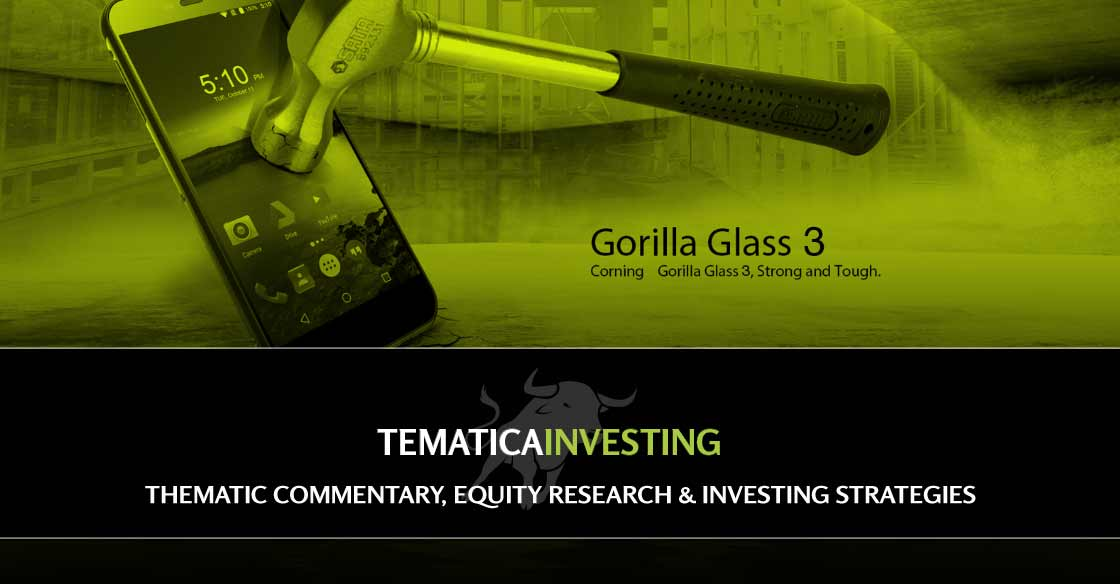 Adding a Glass Disruptor to the Tematica Investing Select List