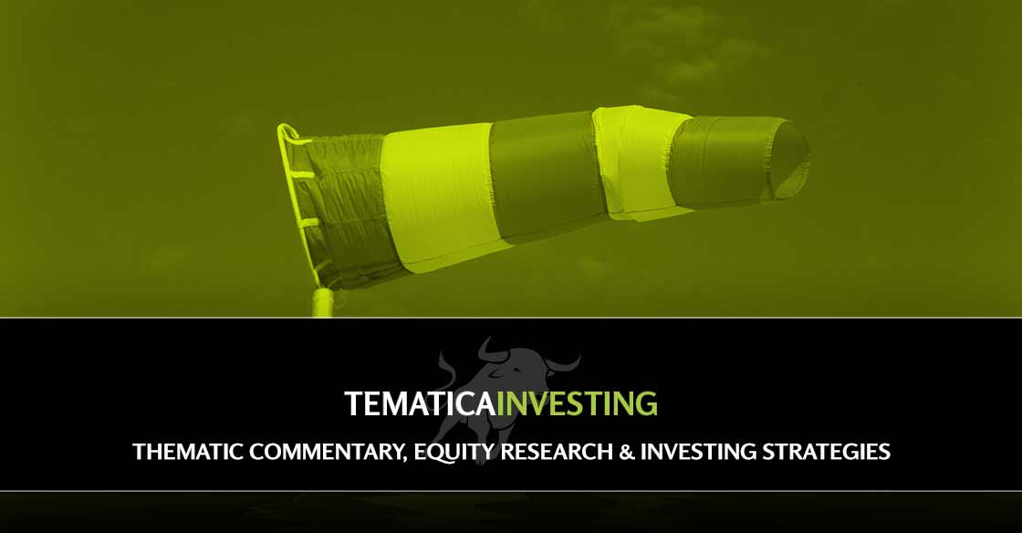 WEEKLY ISSUE: Thematic Tailwinds Blow Strong, Even as Market Fundamentals Bring Concern