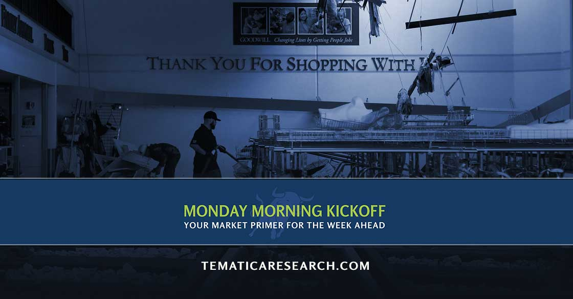 MONDAY MORNING KICKOFF: Have analysts underestimated the hurricane-related disruption?