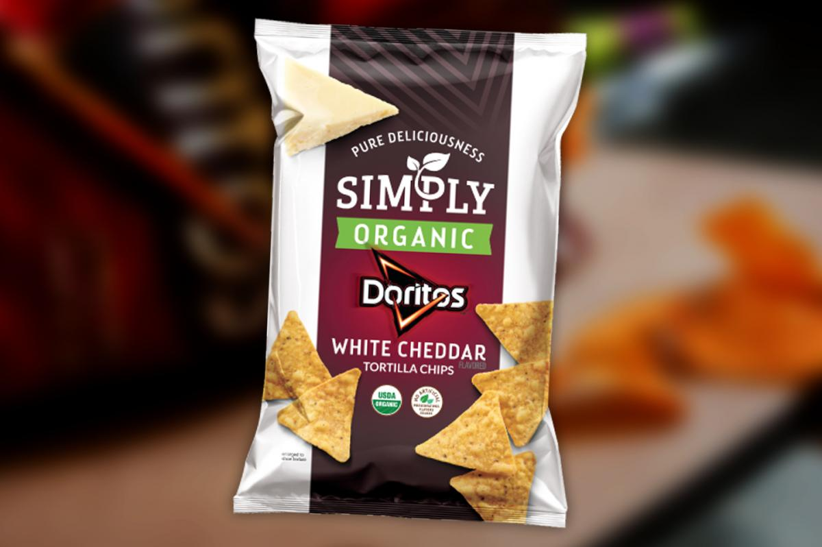Even Frito-Lay is coming under our thematic lens with organic Doritos