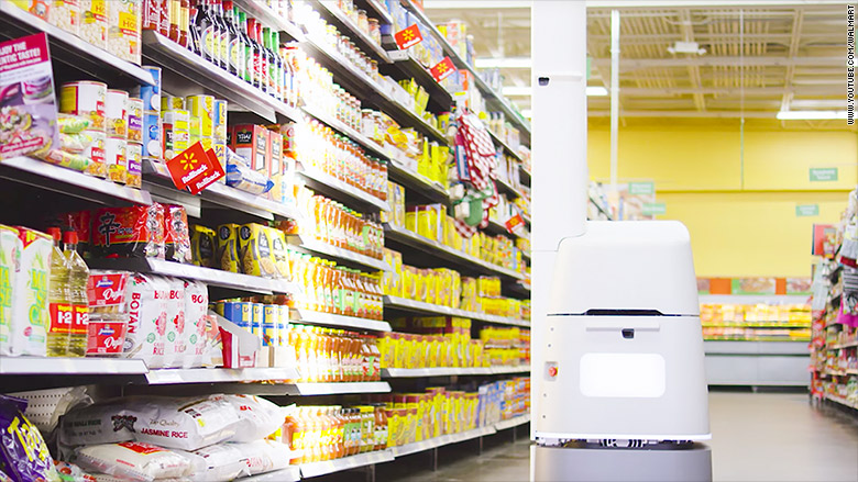 Walmart putting even more robots in more of its stores