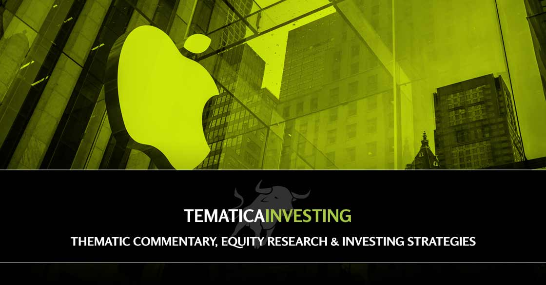 Special Alert: Apple added to the Tematica Investing Select List