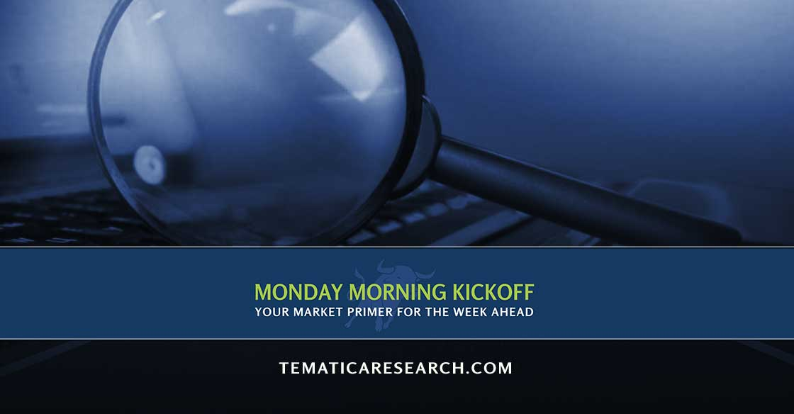 MONDAY MORNING KICKOFF: Has The Fed Found the Data It Has Been Looking For To Justify A December Rate Hike?