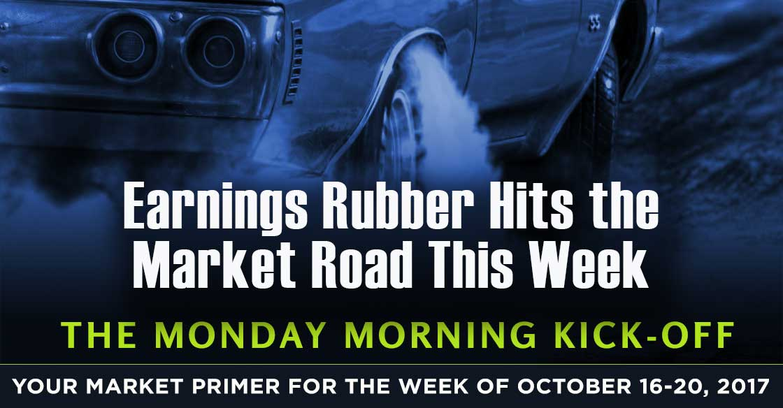Earnings Rubber Hits the Road This Week
