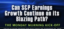 Can S&P Earnings Growth Continue on its Blazing Path?