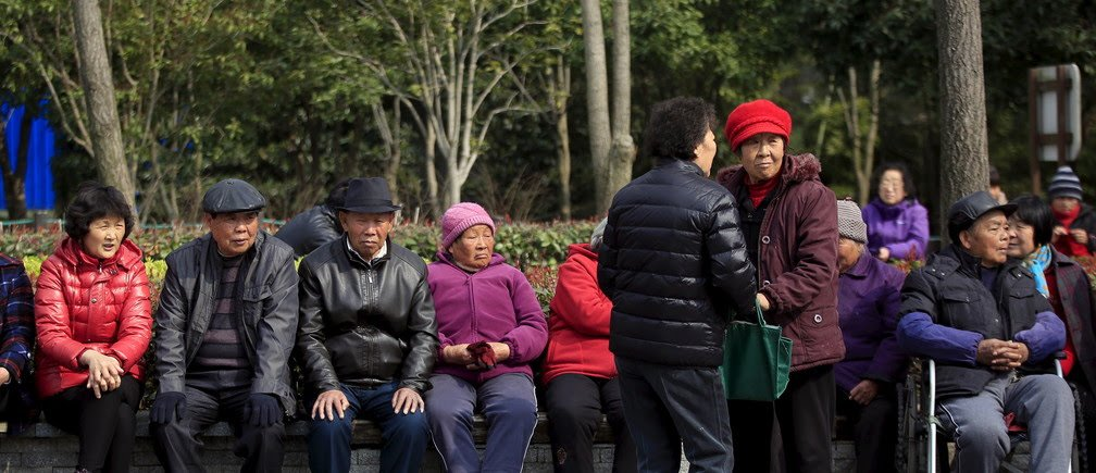 Japan, China, and the U.S. working-age populations a headwind to global growth