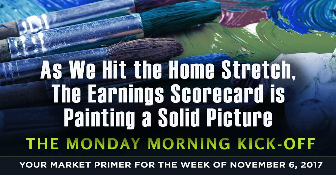 As We Hit the Home Stretch, Corporate Earnings Scorecard is Painting a Solid Picture