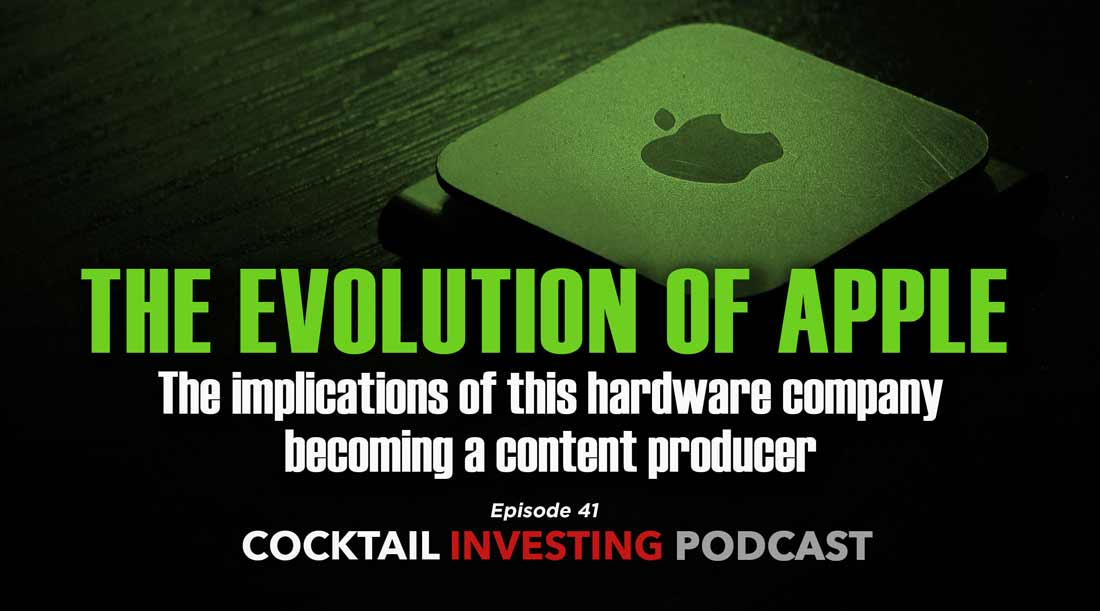 Evolution of Apple: Implications of this hardware company becoming a producer