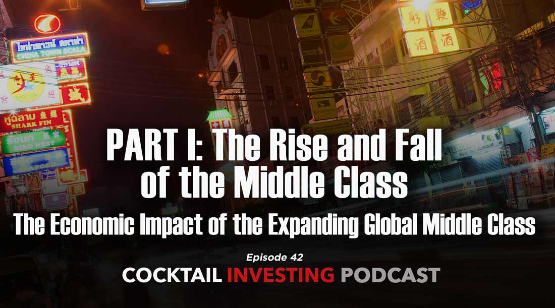 The Rise and Fall of the Middle-Class Part 1