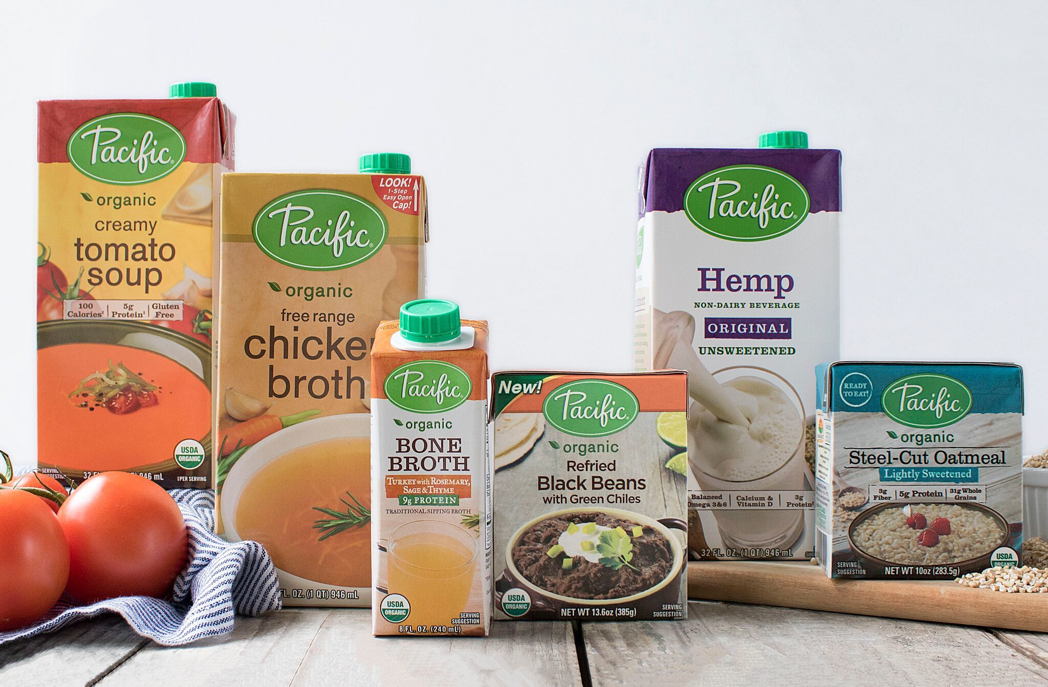 Campbell Soup acquires Pacific Foods in an attempt to ride Foods with Integrity theme