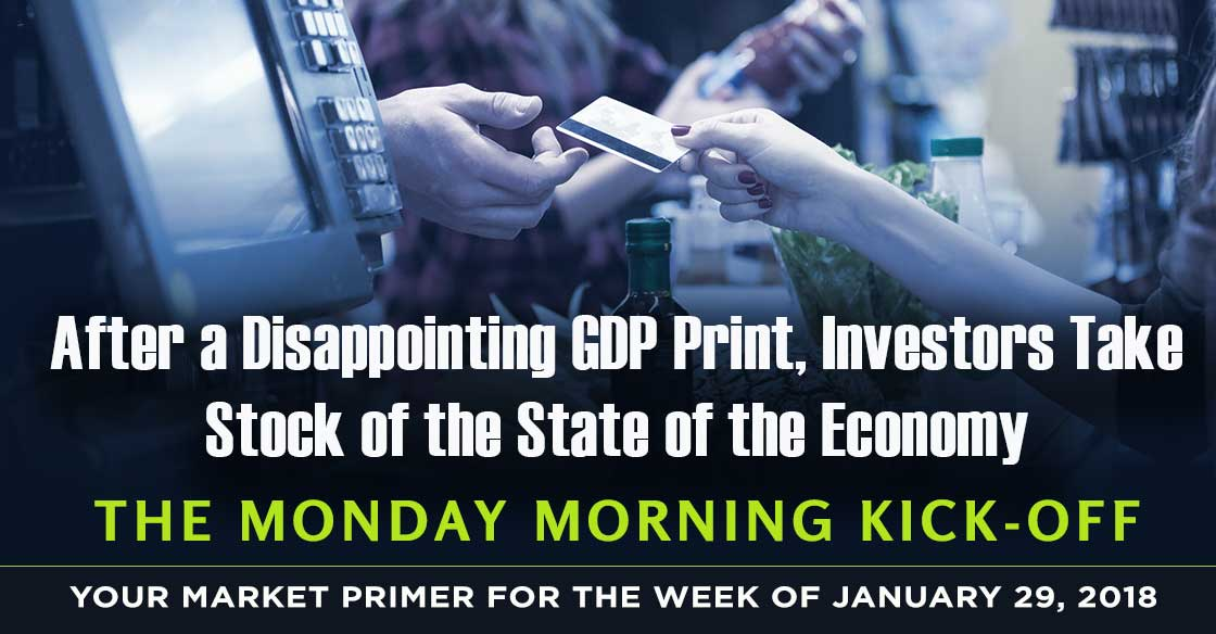 After a Disappointing GDP Print, Investors Take Stock of the State of the Economy