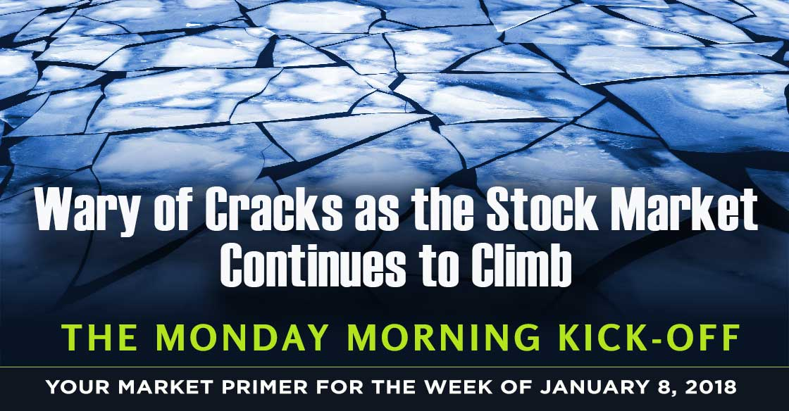 Wary of Cracks as the Stock Market Continues to Climb Higher
