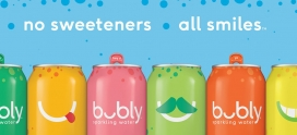With soda getting left in the cold, PepsiCo trots out Bubly sparkling water