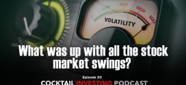 Ep 50: What was up with all the stock market swings?
