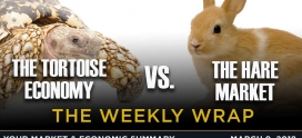 WEEKLY WRAP: The Tortoise Economy vs The Hare Market