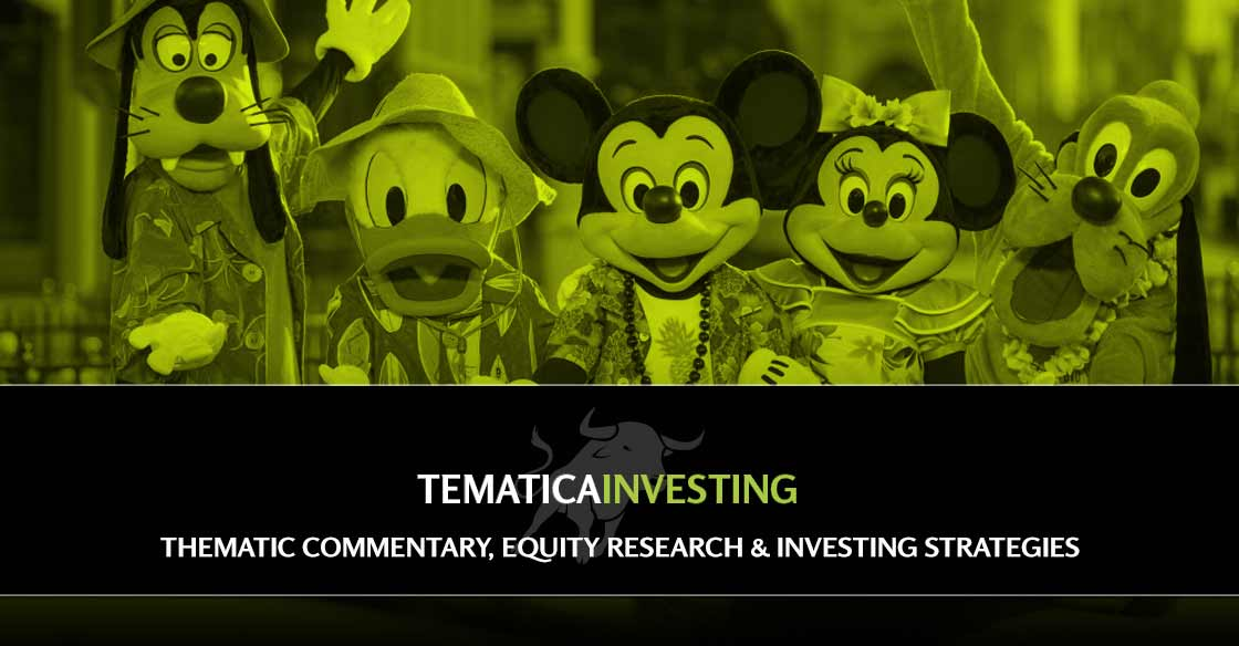 Eye on the long-term prize with Disney shares