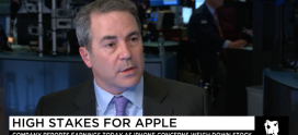 Apple and Snap Earnings from the Floor of the NYSE