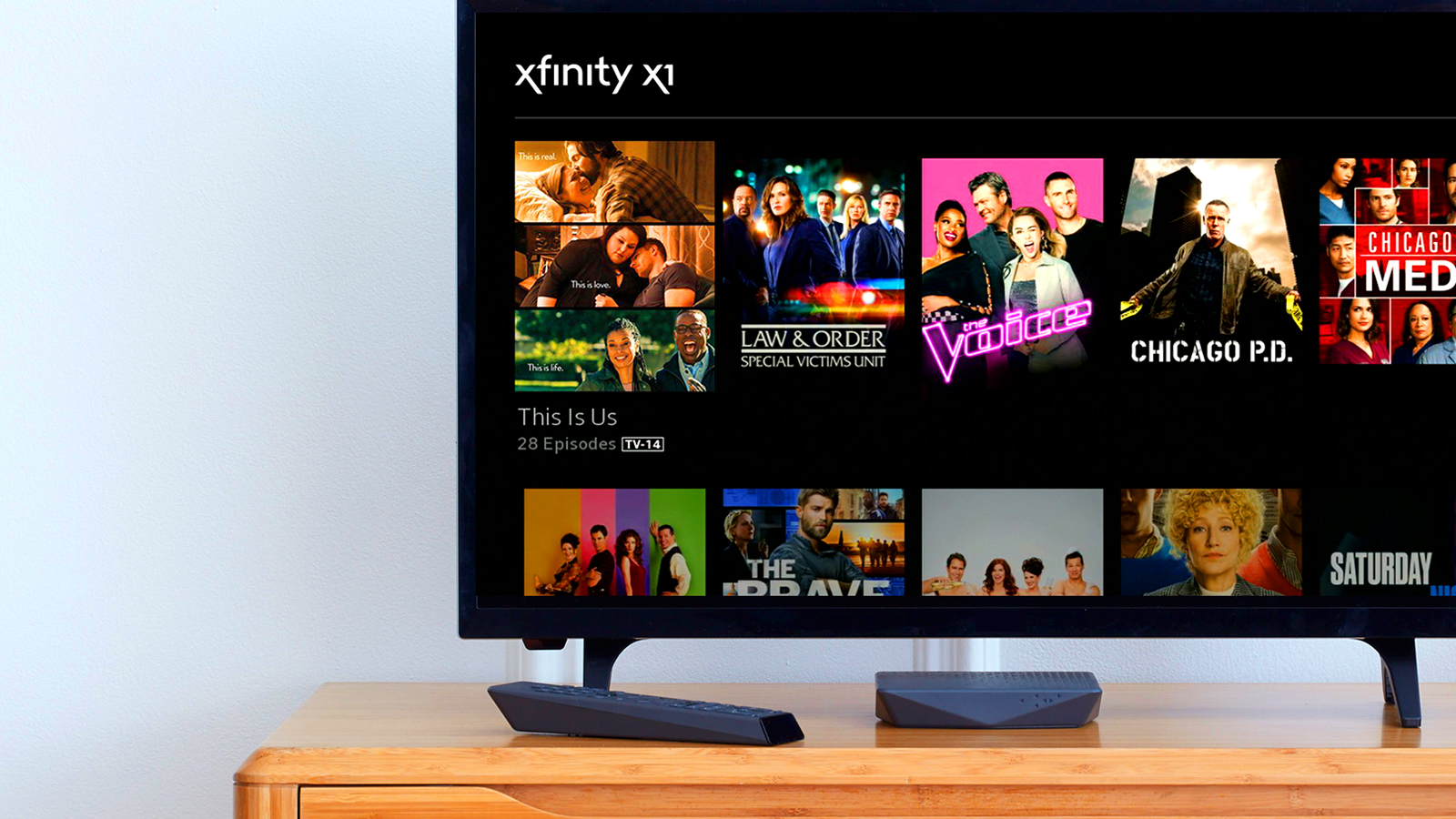 Comcast and Fandango enable movie ticket buying… if you are watching a TV