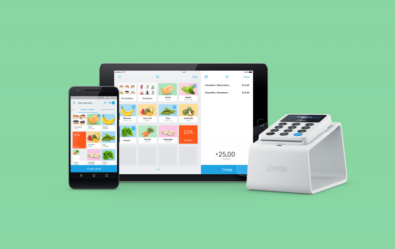 PayPal to acquire iZettle and challenge Square