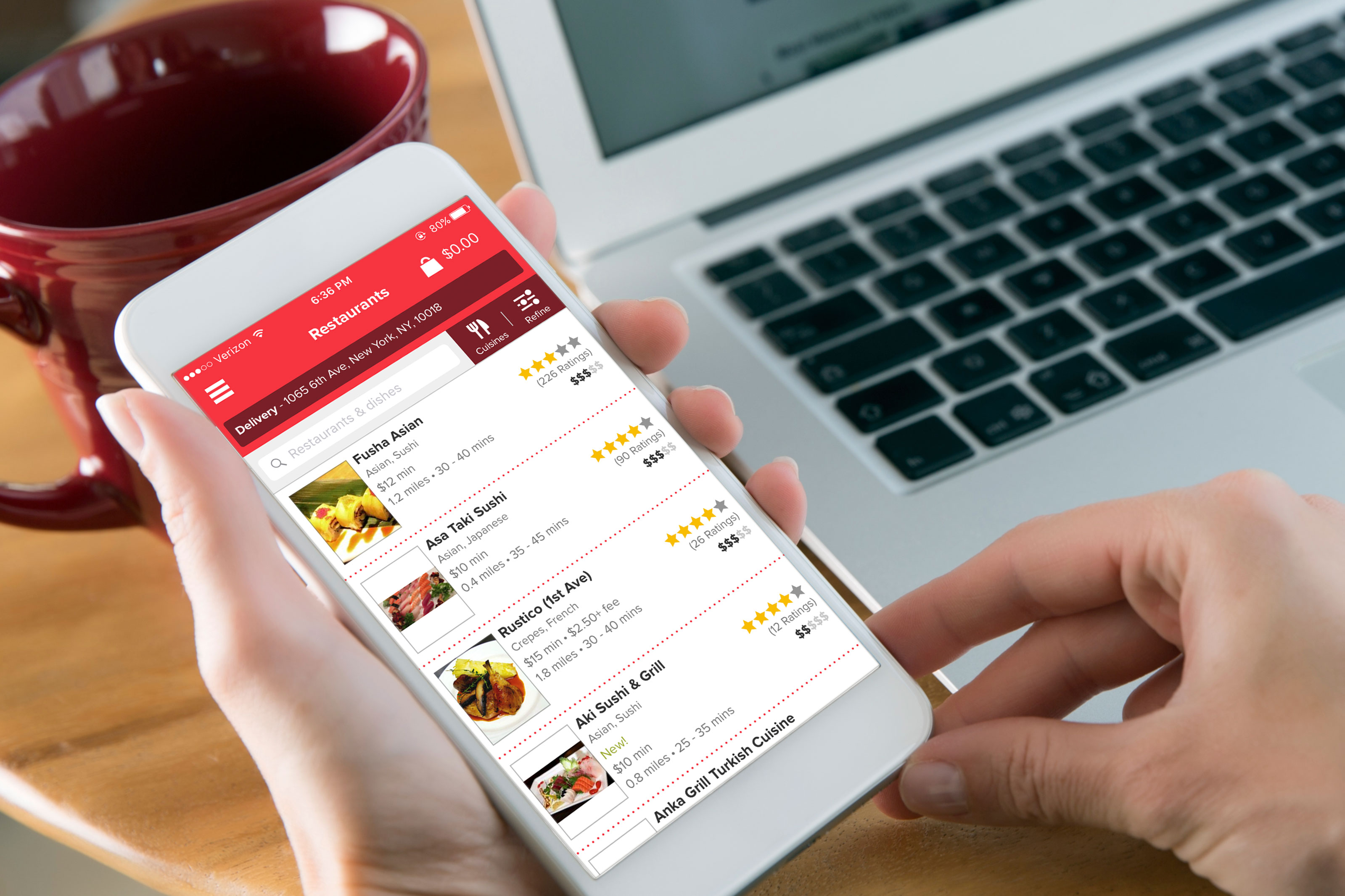 Grubhub positions to do more for food delivery
